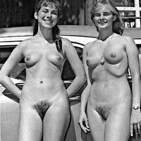 retro nudist pictures