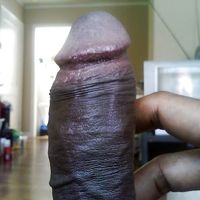thick cock selfie