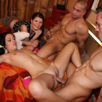 swingers party porn