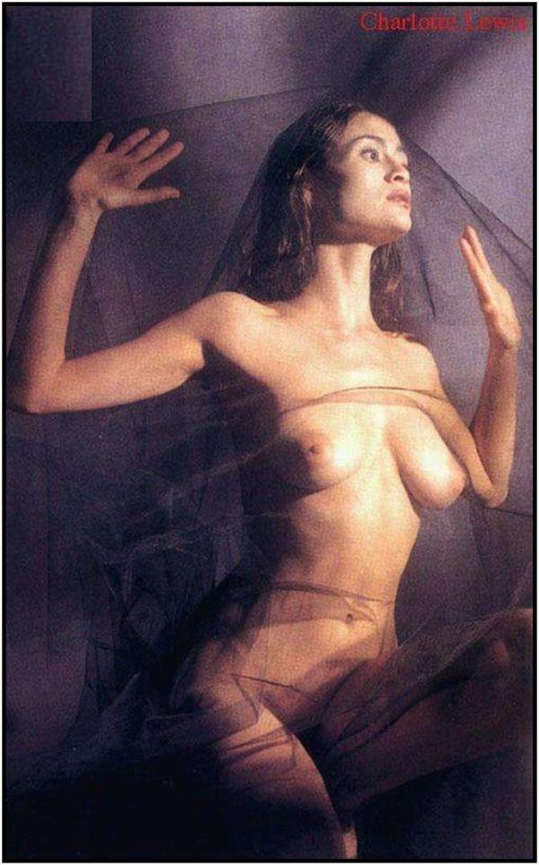 Charlotte lewis nude